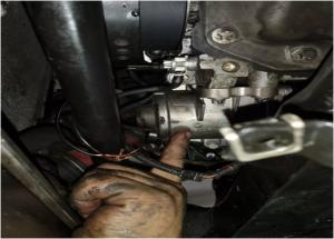 Método de substituição da bomba de água elétrica BMW